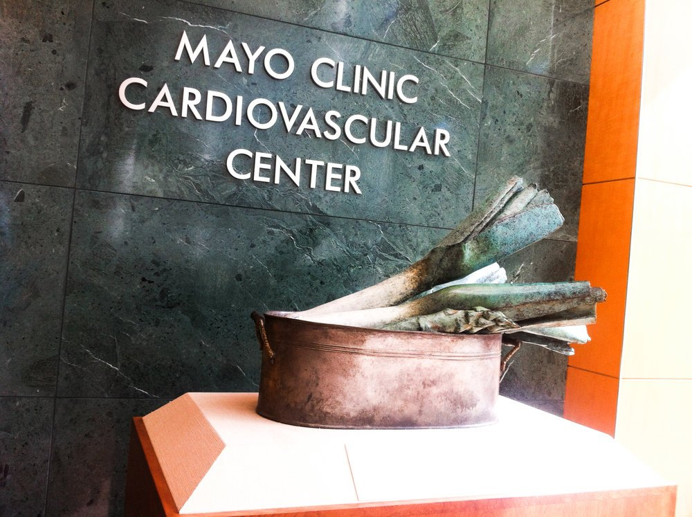 mayo cinc cardiovascular center