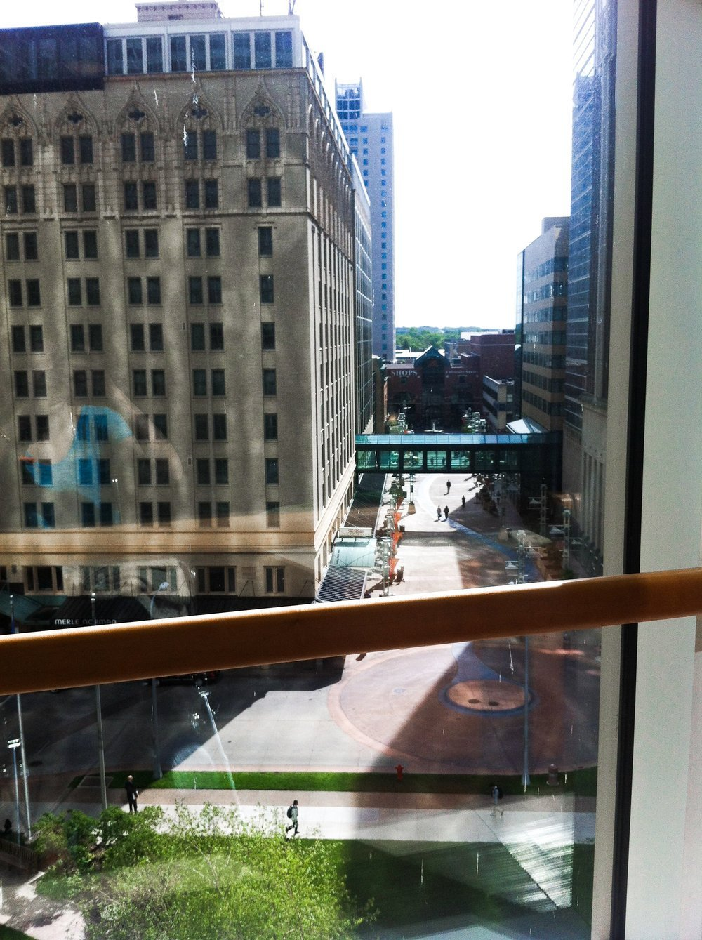 outside from mayo clinic